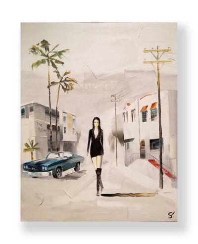 Chuck Joseph, 'L.A. Woman', 2019