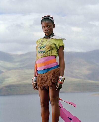 Namsa Leuba, 'Owesifazane I , from the series Kingdom of Mountains ', 2014