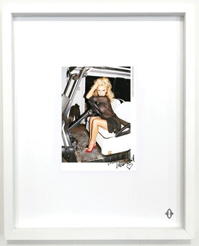 "Vivienne Westwood, 'THE CHARIOT, From the series ""Contemporary Magic: A Tarot Deck Art Project"" Limited Edition 5th Anniversary Print Collection', 2015"