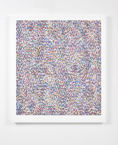 James Hugonin, 'Elliptical Variant VII', 2018