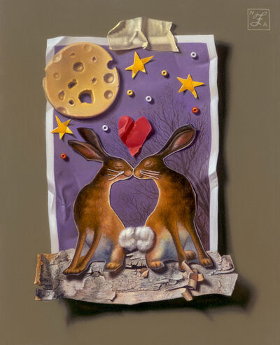 Natalie Featherston, 'Lover's Moon', 2018