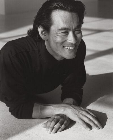 Herb Ritts, 'Kent Nagano', 1989