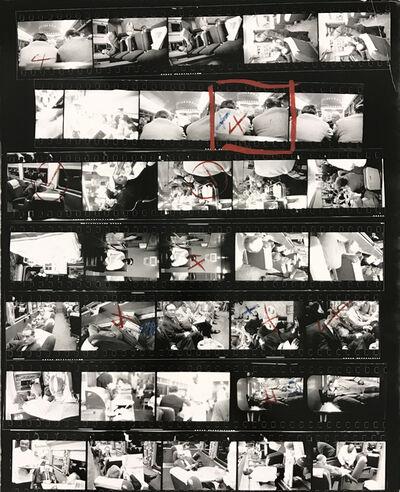 Robert Frank, 'Contact Sheet #8'