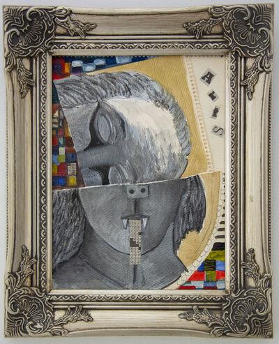Bernardo Navarro Tomas, 'Broken Icon', 2019