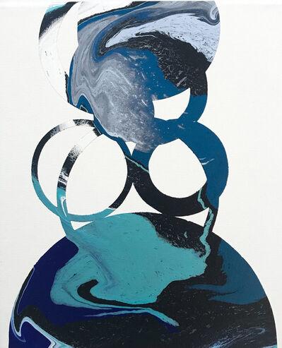 Eleni Pratsi, 'Composition No 111', 2018