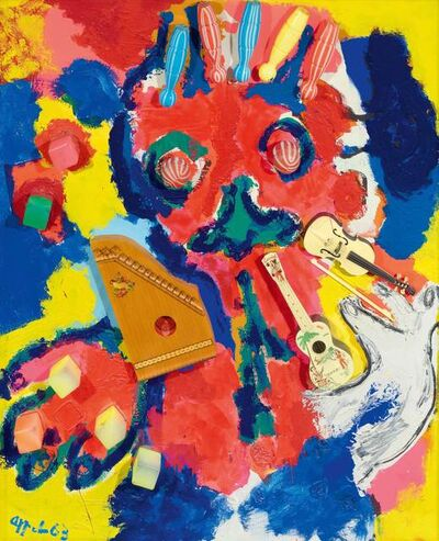 Karel Appel, 'Don't Bother', 1963