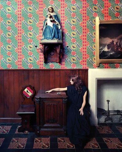 Liane Lang, 'Apollonia Contemplating Her Teeth', 2015