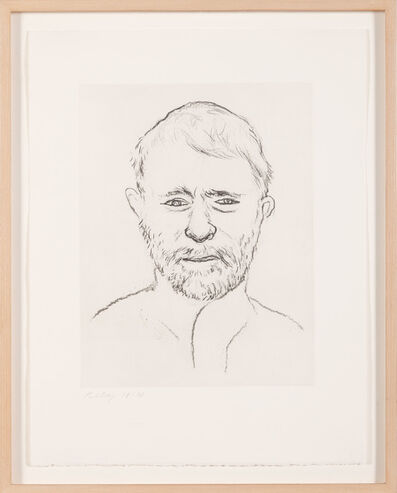 R. B. Kitaj, 'Self-Portrait ', date not known