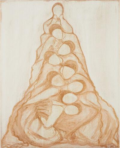 Silke Otto-Knapp, 'At the Bride's: The Braid', 2005