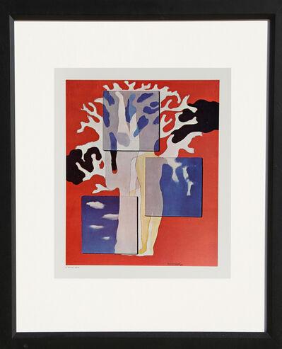 Herbert Bayer, 'The Tree', 1965