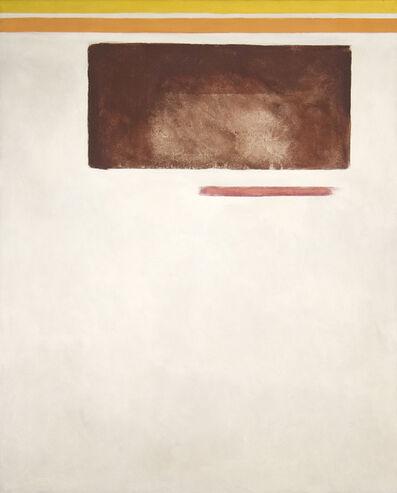 Theodoros Stamos, 'Olympia Sun-Box', 1967