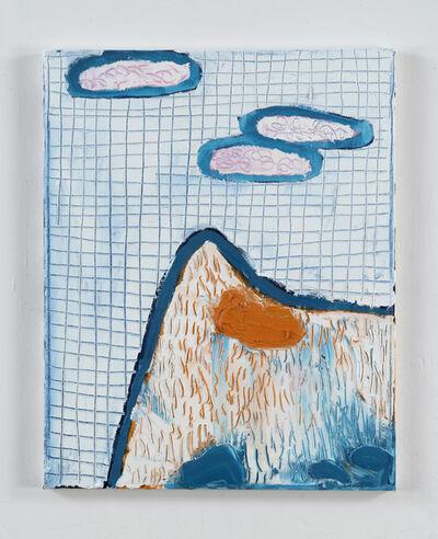 Ana Prata, 'Orange Heart', 2016