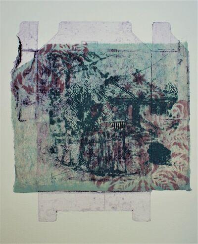 Lyndall Beck, 'Folding 2', 2020