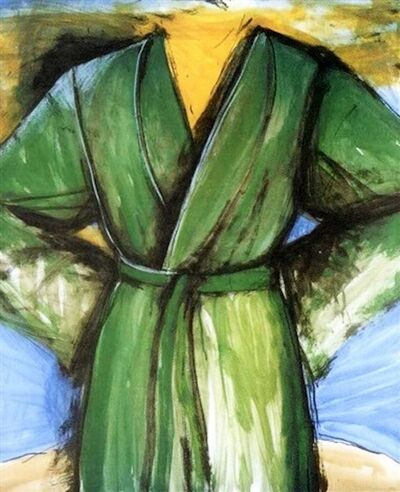 Jim Dine, 'The Mighty Robe', 1985