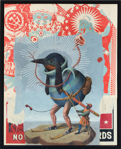Ravi Zupa, 'Look For Options', 2019