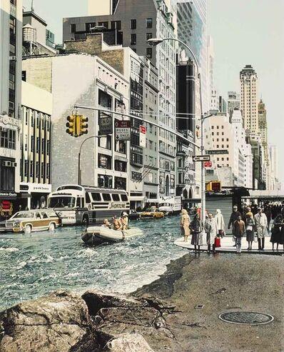 Doug Webb, 'Life Raft', 1986