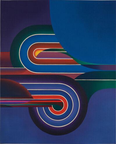 Kazuya Sakai, 'Pintura N°14, Série II', 1974