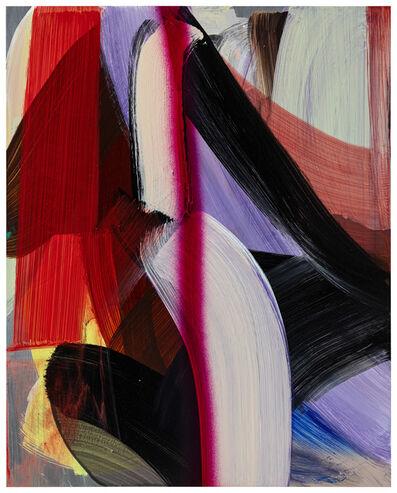 Liliane Tomasko, 'Reptilian Weave 11/29/2020', 2020