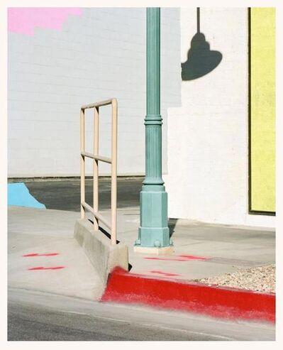 George Byrne, 'Corner Composition, Palm Springs', 2017