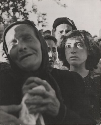 Robert Capa, 'Jewish refugees arriving in Palestine in 1940's', ca. 1940