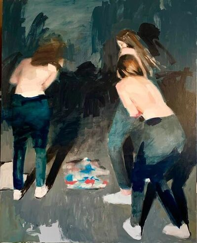 Mark Tennant, 'Shirtless', 2020
