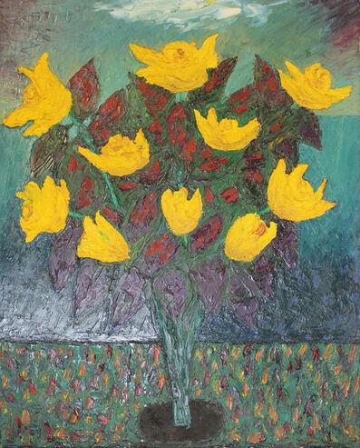 Clement Trofimenko, 'Yellow Rose Bouquet', 1972