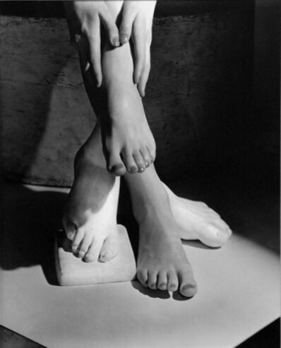 Horst P. Horst, 'Barefoot Beauty, New York', 1941