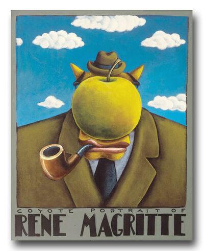 Markus Pierson, 'Art History Suite (Magritte)', 2016