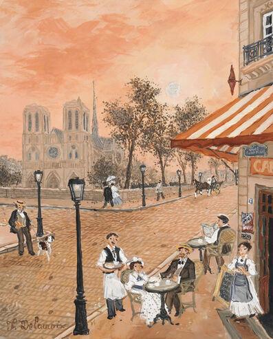 Fabienne Delacroix, 'Paris en Aout', 2019