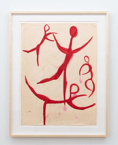 Paula Brunner Abelow, 'Dancers', ca. 1960