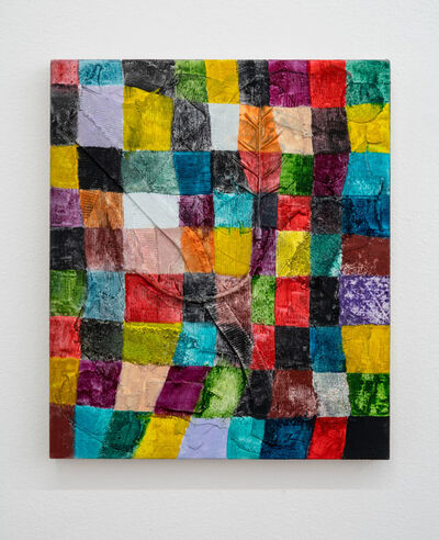 Jonathan Rajewski, 'Bent Grid', 2020