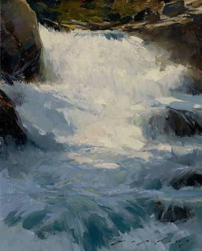 """Jeremy Lipking, '""""Sierra Falls""""'"""