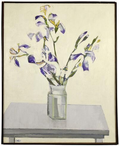 Bernard Chaet, 'Iris', 1975