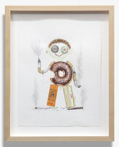 Aurel Schmidt, 'Drug Voodoo (Dohnut Boy)', 2019
