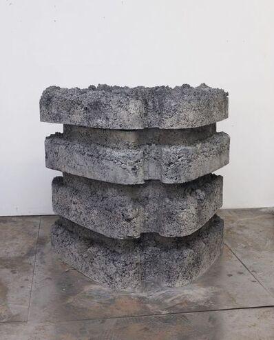 Tiril Hasselknippe, 'Balcony (brystkasse)', 2018