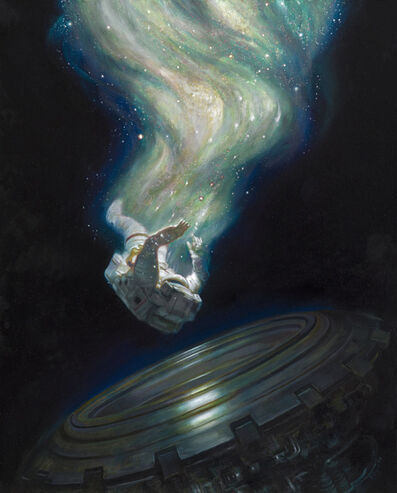 Donato Giancola, 'Portal Pathways', 2016