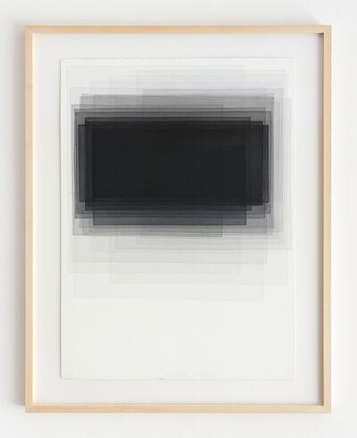 Joachim Bandau, 'untitled, 10.11.2013 / Q2', 2013