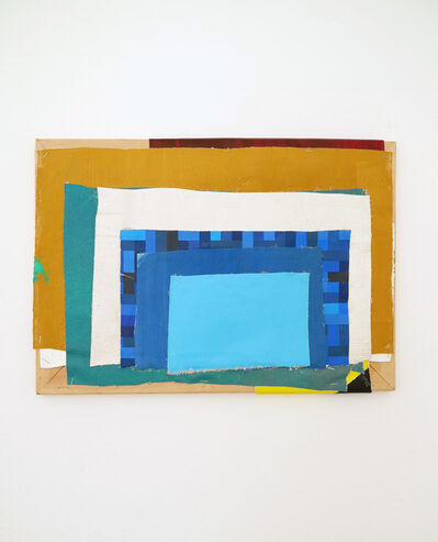 Bobby Dowler, 'Painting-object 01 (c05-19)', 2019