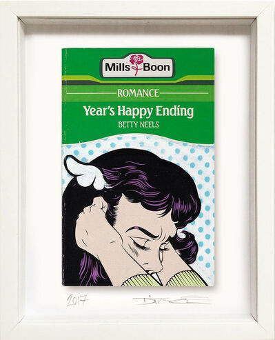 D*Face, 'Year's Happy Ending', 2017