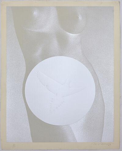 Mel Ramos, 'Dove Tail', 1969