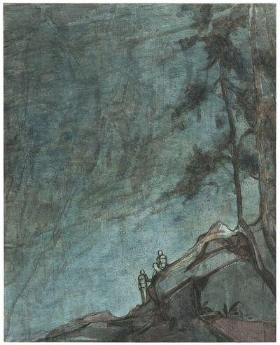 Wang Yabin, 'Guest-greeting pine', 2015