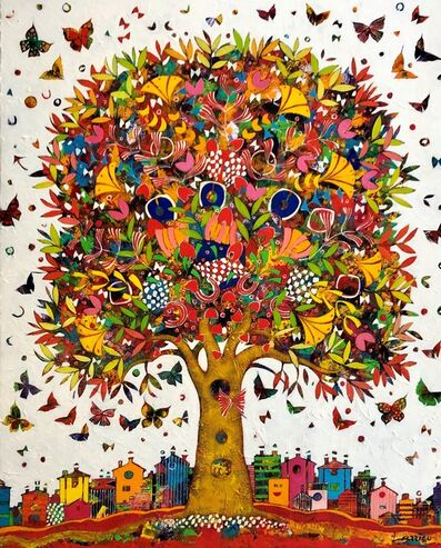Jean-Francois Larrieu, 'Tree of Life 2019', 2019
