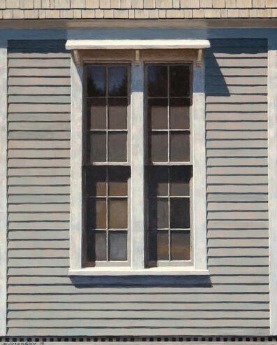 David Vickery, 'Church Window, Monhegan '
