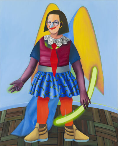 Ivana de Vivanco, 'Arcángel Neón', 2020