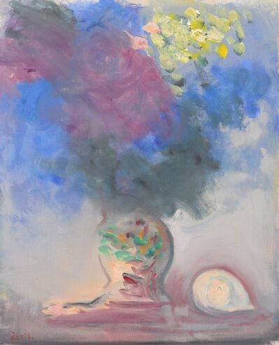 Paul Resika, 'Hydrangea and Shell', 2015
