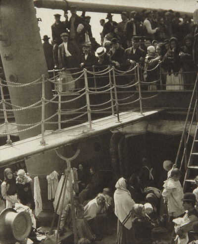 Alfred Stieglitz, 'The Steerage', ca. 1907