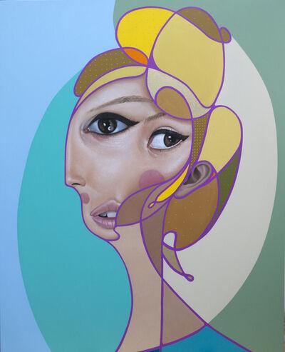 Belin, 'Brigitte', 2018