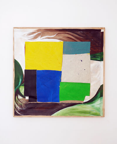 Bobby Dowler, 'Painting-Object_01 (c06-19)', 2019
