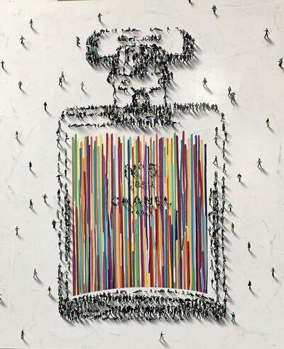 Craig Alan, 'Populus Conceptual- Chanel No. 5', 2020