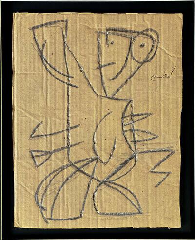 Joan Miró, 'Femme', 1978